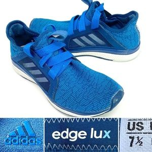 Adidas Edge Lux  Women's Size 7.5 Running Shoes